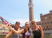 Ab Florenz: Toskana-Tagestour mit Verkostungen