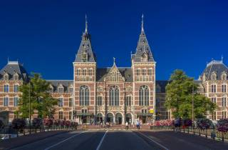 Amsterdam: Ticket zum Rijksmuseum