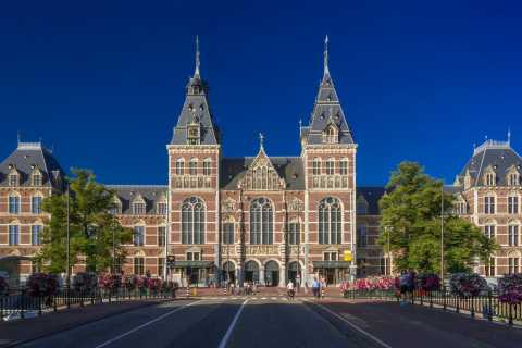 Amsterdam: Rijksmuseum Entrance Ticket