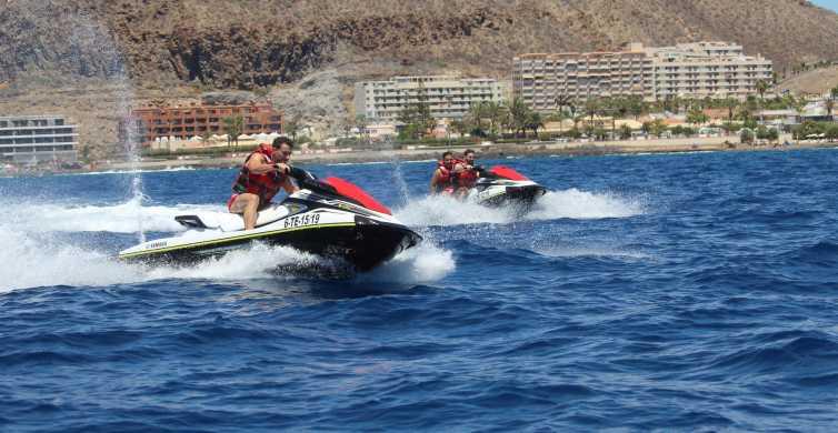 Tenerife: South Coast Jet Ski Experience