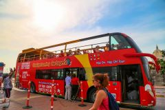 Cartagena: Ônibus Hop-On Hop-Off com Atrações Opcionais