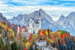 De Munique: Viagem de um dia inteiro para o Castelo de Neuschwanstein