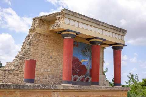 Kreta: Minoïsche paden en wijnervaring