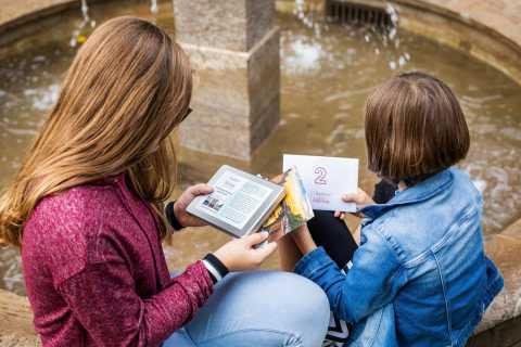 Hamburg: Ekscytujące poszukiwanie skarbów dla dzieci