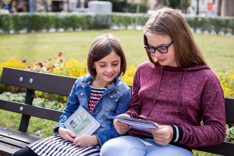 Leipzig: Schnitzeljagd für Familien & Schulklassen