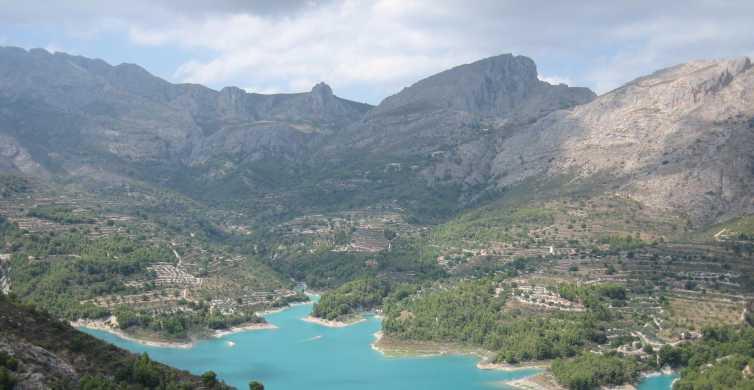 Benidorm: privéstadstour & naar de Guadalest-vallei in 4 uur