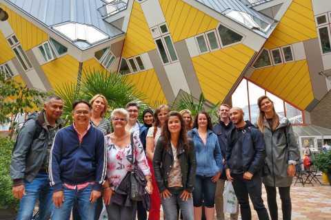 Rotterdam: recorrido a pie gratuito