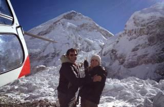 Ab Kathmandu: Privater Helikopterflug zum Everest Base Camp