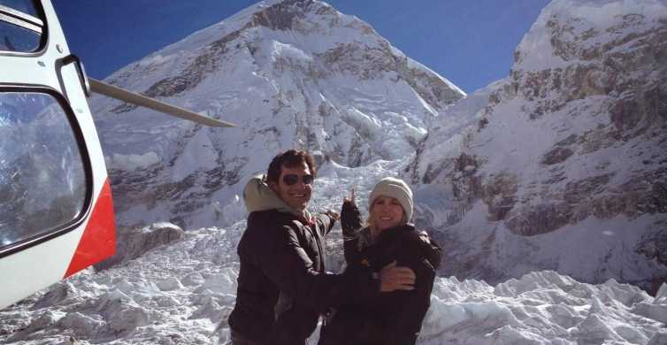 From Kathmandu: Private Everest Base Camp Helicopter Tour