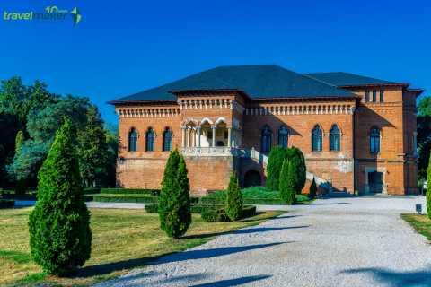 Palazzo di Mogosaia e Monasteri Snagov e Caldarusani: tour