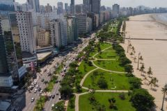 Santos: Excursão Turística Completa de 7 Horas pela Cidade