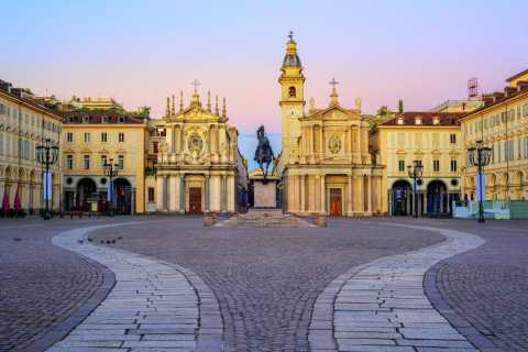 Turin: Guided Sightseeing Walking Tour