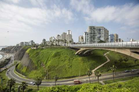 Lima: Private Half-Day City Tour with Larco Museum