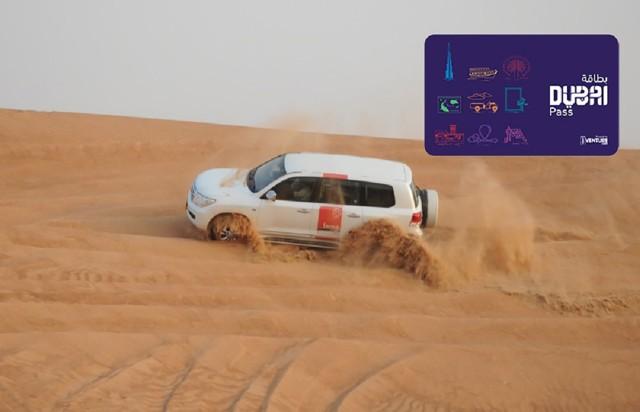 Dubai: selectie iVenture Card Dubai