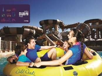 Dubai: iVenture Card Attraktionen Flexi-Pass