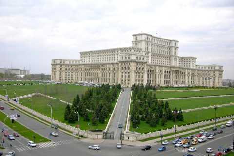 Bucharest: Half-Day Sightseeing Tour