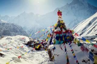 Kathmandu: 14 Tage Wanderung zum Basislager Mount Everest