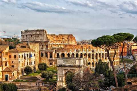 Rome: Ancient Rome Walking Tour
