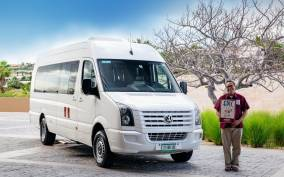 Los Cabos: Round-Trip Shared Shuttle Airport Transfer