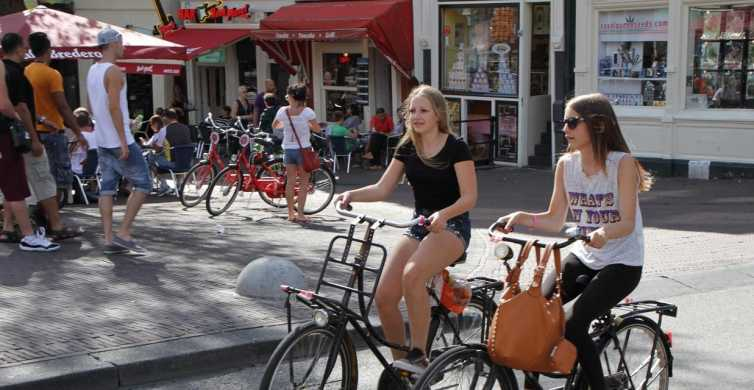 Amsterdam: Guided Sightseeing Bike Tour