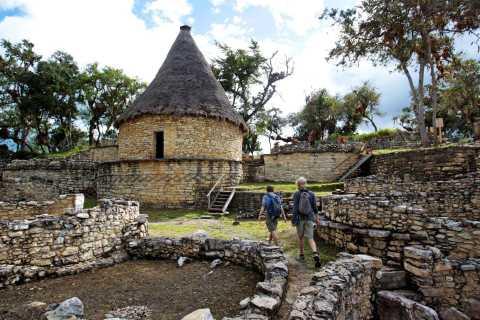 Desde Chachapoyas: tour de día completo de la fortaleza de Kuelap