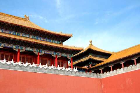 Forbidden City: Private Guided Walking Tour + Photo Option