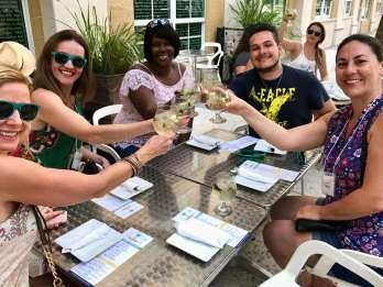 West Palm Beach: Essen in der Innenstadt