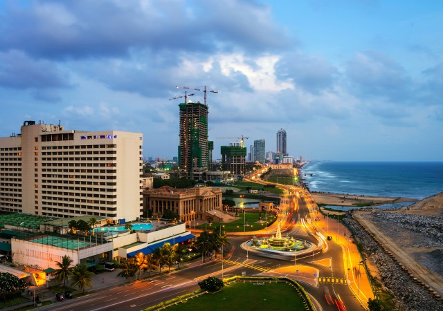 Colombo: Private City Sightseeing Tour