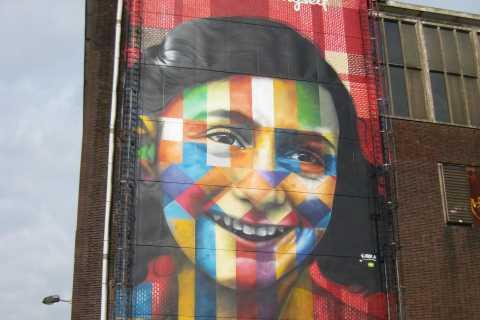 Amsterdam: Privater Rundgang auf den Spuren von Anne Frank