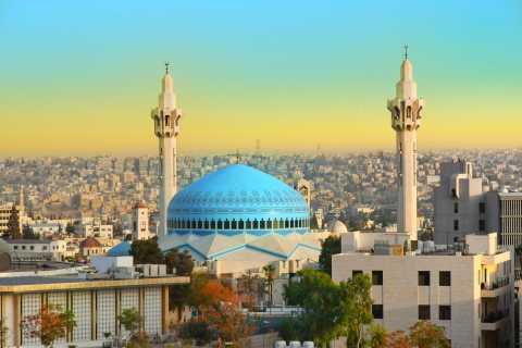 Amman: visite privée à pied et en voiture