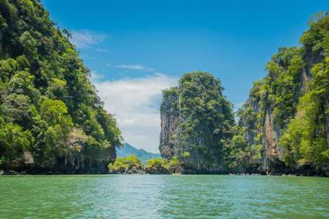 From Khao Lak: Full-Day James Bond Island Boat Adventure