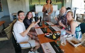 Heraklion: Cretan Wine Tasting Tour & Gourmet Lunch