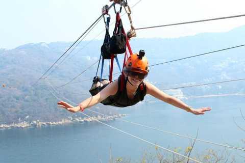Acapulco:Zipline, Turtle Release, Horseback Ride & Croc Farm