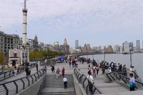 Shanghai Full-Day Bus Tour