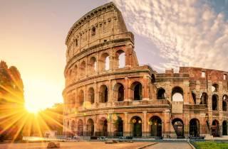 Rom: Offizielle Kolosseum-Führung am frühen Morgen