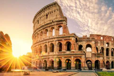 Rome: Early Morning Colosseum Official Guided Tour