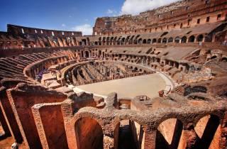 Rom: Geführte Tagestour mit Mamma Allegras Home Lunch