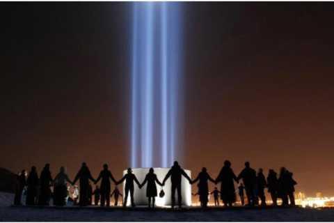 Reykjavik: 2-Hour Imagine Peace Tower Tour