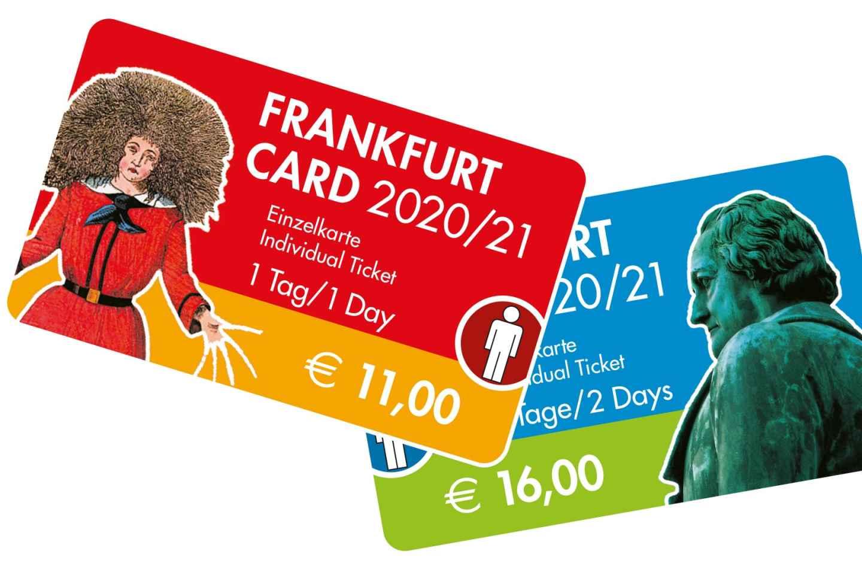 Frankfurt Card: Frankfurt zum Bestpreis erleben