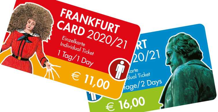Frankfurt Card: Experience Frankfurt at the Best Price