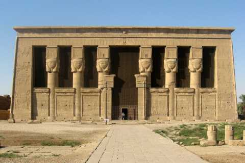 From Luxor: Guided Day Trip to Dendara and Abydos Temples