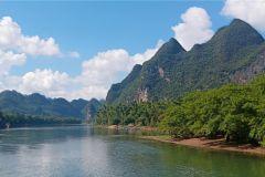 Guilin: cruzeiro e turismo de 1 dia no rio Li