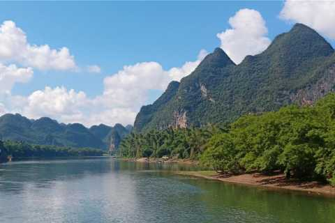 Guilin: 1-Day Li River Cruise & Sightseeing