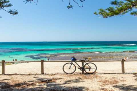 From Perth: Rottnest Island Ferry, Snorkeling, and Bike Hire