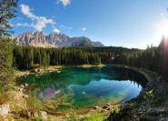 Bozen: Private Tagestour zu den Dolomiten