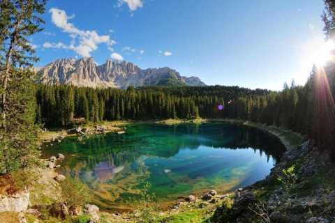 Bolzano: Best of the Dolomites in One Day Private Tour