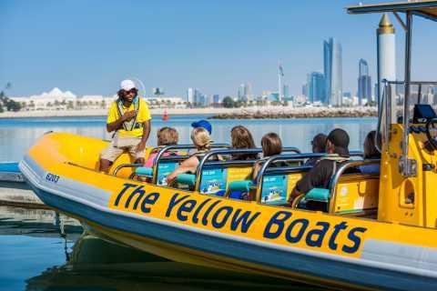 Abu Dhabi: Geführte Speedboat-Tour