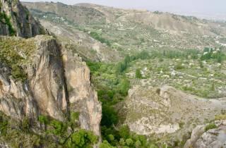 Granada: Geführte Wanderung nach Los Cahorros de Monachil
