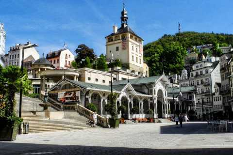 From Prague: Karlovy Vary Full-Day Tour