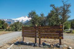 Monte Tronador: Excursão de 1 Dia saindo de Bariloche